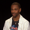 Big Sean Talks About Giving Back To The Youth On CNN