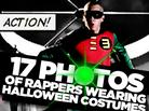 17 Photos Of Rappers Wearing Halloween Costumes