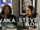 Old Man Ebro & Peter Rosenberg Interview Waka Flocka & Steve Aoki