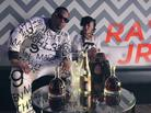 """Ray Jr """"Cristal and Rolexes"""" Video"""