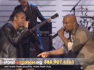 "Lupe Fiasco, Jennifer Hudson & Common Perform ""Remission"" At ""Stand Up 2 Cancer"" Concert"