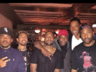 """Kanye West & Vic Mensa Put On Surprise Performance At Chance The Rapper's """"Open Mike"""" Event"""