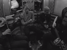 "Machine Gun Kelly & Leroy Sanchez Perform Acoustic Version Of ""Gone"" On Tour Bus"