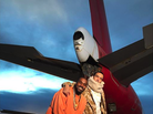 """French Montana, Kanye West, & Nas Shoot Music Video For """"Figure It Out"""""""