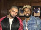 Odell Beckham Jr. Dances To Young Thug In Drake's Backyard