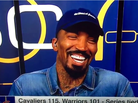 JR Smith's Daughter Says She's Just Happy Her Dad Hasn't Been Kicked Off The Team Yet