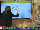 Watch This News Reporter Accidentally Draw A Penis On Live TV