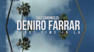Deniro Farrar Visits And Performs In Los Angeles For The First Time