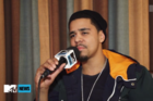 "J. Cole Talks Friendly Competition With Kendrick Lamar; Says Joint Project ""Coming"""