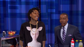 Wiz Khalifa Cooks Up Weed S'mores On The Arsenio Hall Show