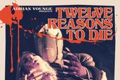 "Cover Art And Tracklist Revealed For Ghostface Killah & Adrian Younge's ""Twelve Reasons To Die"""
