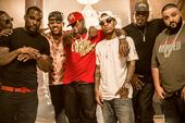 """BTS Photos: Video Shoot For Rich Gang's """"Tap Out,"""" With Birdman, Lil Wayne, Future & More"""