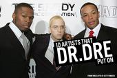10 Artists That Dr. Dre Put On