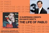 """10 Surprising Credits On Kanye West's """"The Life Of Pablo"""""""