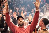 Kanye West Debuts New Song Featuring Sampha
