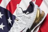 """First Look At The """"USA"""" Nike LeBron 13 Low"""