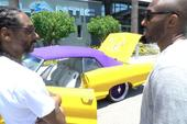 Snoop Dogg Gave Kobe Bryant This Lakers Themed Car As A Retirement Gift