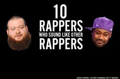 10 Rappers Who Sound Like Other Rappers