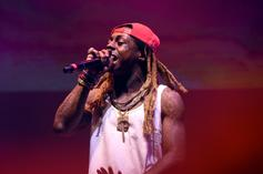 """Watch Previously Unreleased Footage Of Lil Wayne Rapping """"30 Minutes to New Orleans"""""""