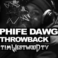Phife Dawg Freestyle 1999