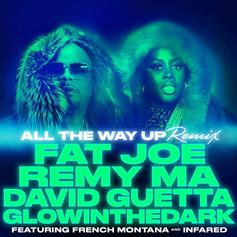 All The Way Up (David Guetta & GLOWINTHEDARK Remix)