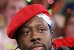 Wyclef Jean calls for support