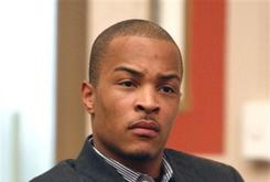 T.I. Confined to Northern Georgia After Prison Term
