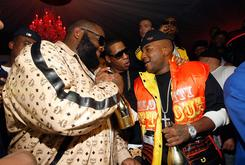 "Rick Ross On Young Jeezy Rift, ""If We Gonna Play That Sport, Let's [Do It] Like Men"""