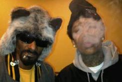 "Snoop Dogg Talks Wiz Khalifa Collabo Movie ""High School"""
