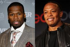 Beats by Dre vs Sleek by 50? Is 50 Cent Cookin Up A New Beef?