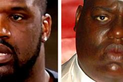 Could Shaq have saved the Notorious B.I.G.? (Video)