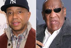 Russell Simmons Says Bill Cosby 'Bumped Me' During Run-In