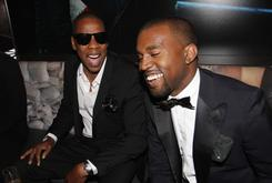 """Jay-Z & Kanye West Announce North America Fall Tour As """"The Throne"""""""