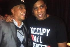 """Jay-Z's """"Rocawear"""" To Release """"Occupy All Streets"""" T-Shirts"""