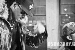 """Photos From Video Shoot For Future's """"Ain't No Way Around It (Remix)"""" Feat. Big Boi & Young Jeezy"""