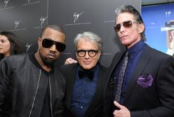 Kanye West Designs Women's High-Heels With Giuseppe Zanotti