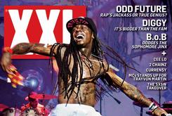 Lil Wayne Covers XXL Magazine