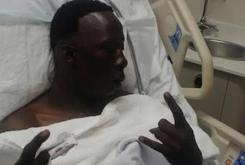 Three Six Mafia's Crunchy Black Shot & Hospitalized