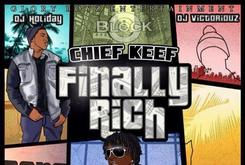 "Updated Cover Art Revealed For Chief Keef's ""Finally Rich"" Mixtape"