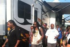 """BTS Photos: Video Shoot For 2 Chainz' """"Birthday Song"""""""