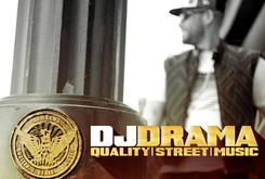 "Cover Art Revealed For DJ Drama's ""Quality Street Music"""