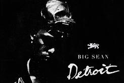 "Cover Art Revealed For Big Sean's ""Detroit"" Mixtape"