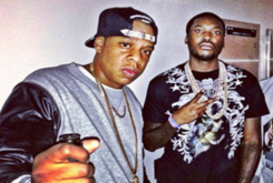 """Meek Mill Talks About Jay-Z Critiquing """"Dreams And Nightmares"""""""