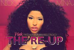 """Album Snippets Of Nicki Minaj's """"Pink Friday: Roman Reloaded The Re-Up"""""""