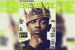 "Kendrick Lamar Covers The Source's ""Rookie Of The Year"" Issue"