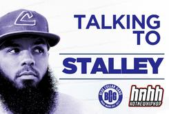 """Exclusive: Stalley Talks On New Clothing Line """"Blue Collar Gang"""""""
