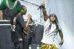 """Lil Wayne Working On New Single """"Rich As F**k"""" Featuring 2 Chainz"""