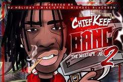 """Cover Art Revealed For New Chief Keef Mixtape  """"Bang Pt. 2"""""""