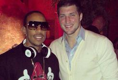 Ludacris Signs New Headphone Deal With Tim Tebow