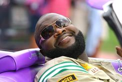 """Rick Ross Reveals Artwork For The First """"Mastermind"""" Single"""